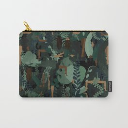 Jungle Bodies Carry-All Pouch