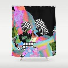 Loaded Gun Shower Curtain