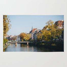 Streets of Strasbourg Rug