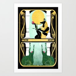 Trial of the Heart Art Print
