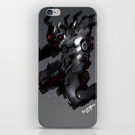 Hand Yong 1.0 iPhone Skin