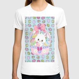 Easter Bunny Easter Basket T-shirt