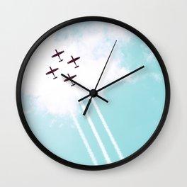 Vintage IAF XIII Wall Clock