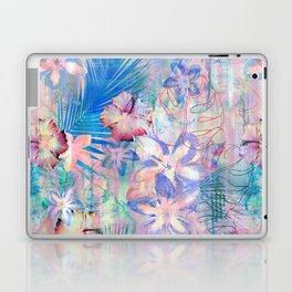 Haleiwa Tropical Pink Laptop & iPad Skin