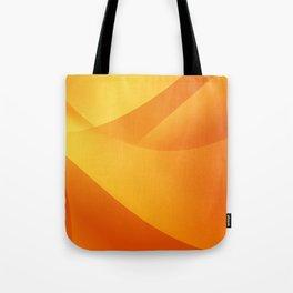 Orange Wallpaper Tote Bag