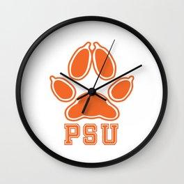 PSU PAW 2.0 Wall Clock