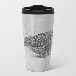 Clockwork Bird  Travel Mug