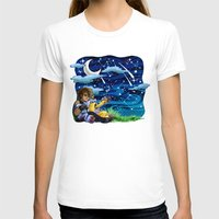 constellations T-shirts featuring constellations by Catus
