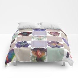 Vagina Portrait Quilt Comforters