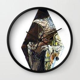 Skesis Historian Wall Clock