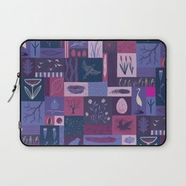Birds: A Cabinet of Curiosities Laptop Sleeve