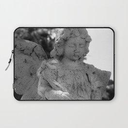 Abandoned Angel Laptop Sleeve