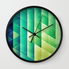 levels Wall Clock