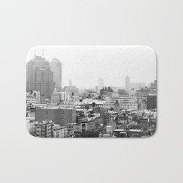 Lower East Side Skyline #3 Bath Mat