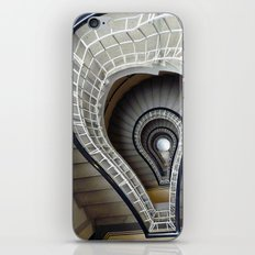 Staircase to Prague iPhone & iPod Skin
