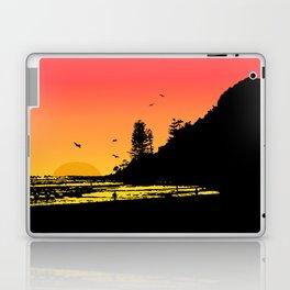 Burleigh beach Laptop & iPad Skin