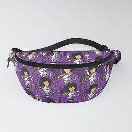 Purple People Fanny Pack