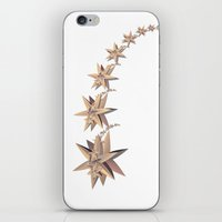 constellation iPhone & iPod Skins featuring constellation by Tanja Riedel