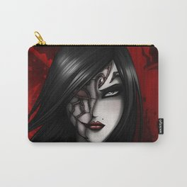 The broken doll - Masquerade Carry-All Pouch