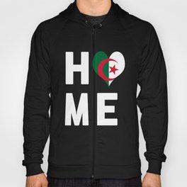 Algeria Is My Home Tee Shirt Hoody