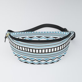 Tribal Scarf Fanny Pack