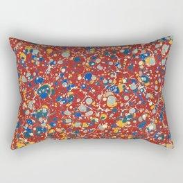 Organic Vintage Texture Rectangular Pillow
