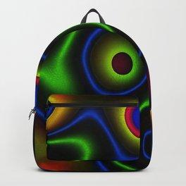 Vibrant Fantasy 6 Backpack