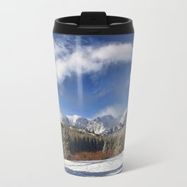 Rocky Mountain Park  by Lena Owens Travel Mug