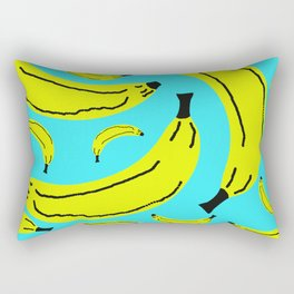 Banana Ramama Rectangular Pillow