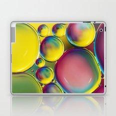 Abstract Oil Drops V Laptop & iPad Skin