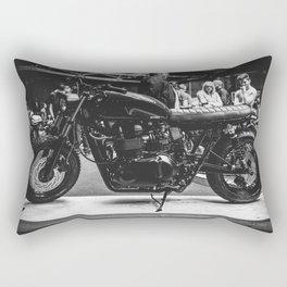 Bike Shed Rectangular Pillow