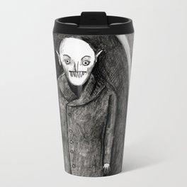 Nosferatu Metal Travel Mug