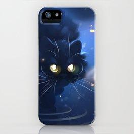 Above stars iPhone Case