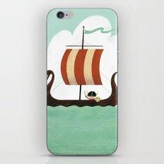 Viking Baby iPhone & iPod Skin