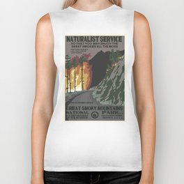 National Parks 2050: Great Smoky Biker Tank