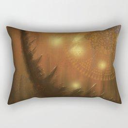 Movement 4: Crescendo Rectangular Pillow
