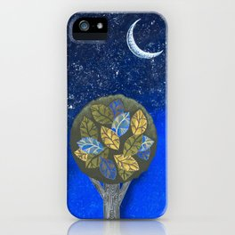 Night Grove iPhone Case