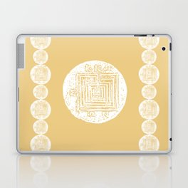 The Labyrinth Laptop & iPad Skin
