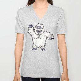 Abominable Unisex V-Neck