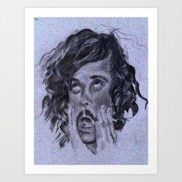 Workaholics Art Print