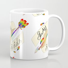 Gay Pride Arrow Coffee Mug
