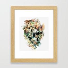 Momento Mori XIV Framed Art Print