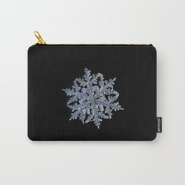 Real snowflake 13 February 2017 n.3 black Carry-All Pouch