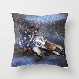 """"""" Stardust """" Throw Pillow"""