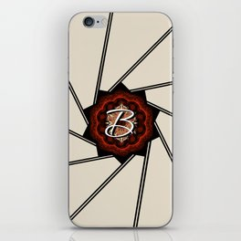Mandala Brocade iPhone Skin
