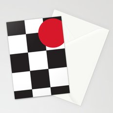 Overpowering Stationery Cards