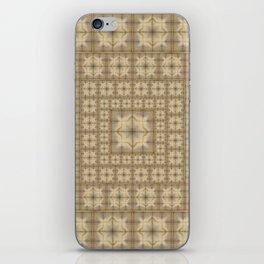 Morocco Mosaic 4 iPhone Skin
