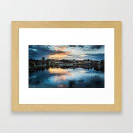 Rio Douro II Framed Art Print