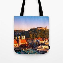 LJUBLJANA 02 Tote Bag