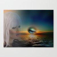 fashion surreal -2- Canvas Print